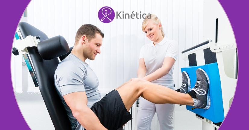 Tratamiento terapéutico y lesiones deportivas solo en manos de profesionales sanitarios cualificados
