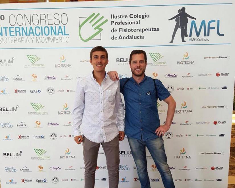 2 Congreso Internacional de Fisioterapia y Movimiento en tweets