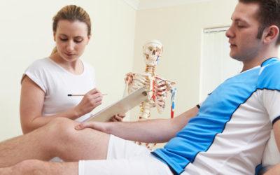 Lesiones más comunes según el tipo de deporte