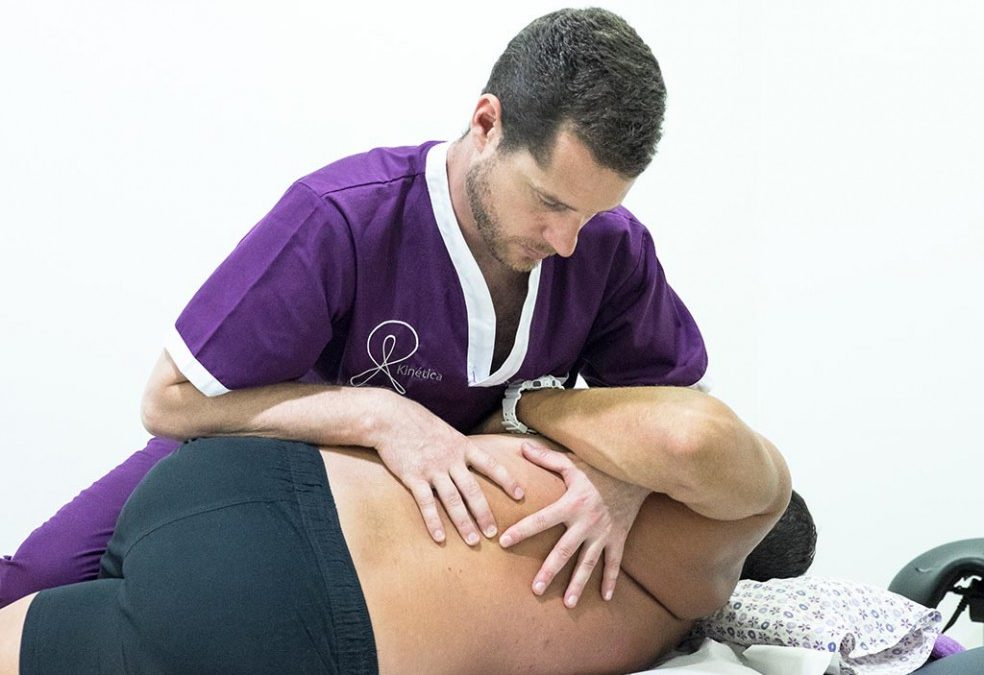 Razones por las que acudir al fisioterapeuta