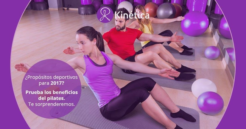Ponte en forma con Pilates