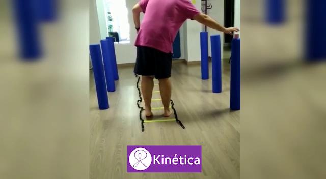 Rutina de ejercicios para paciente con Esclerosis Múltiple