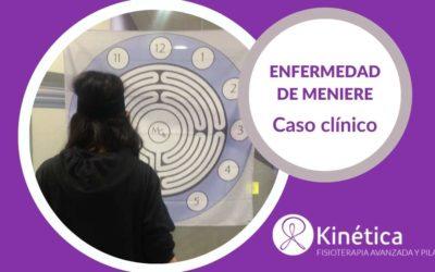 Enfermedad de Meniere. Caso clinico